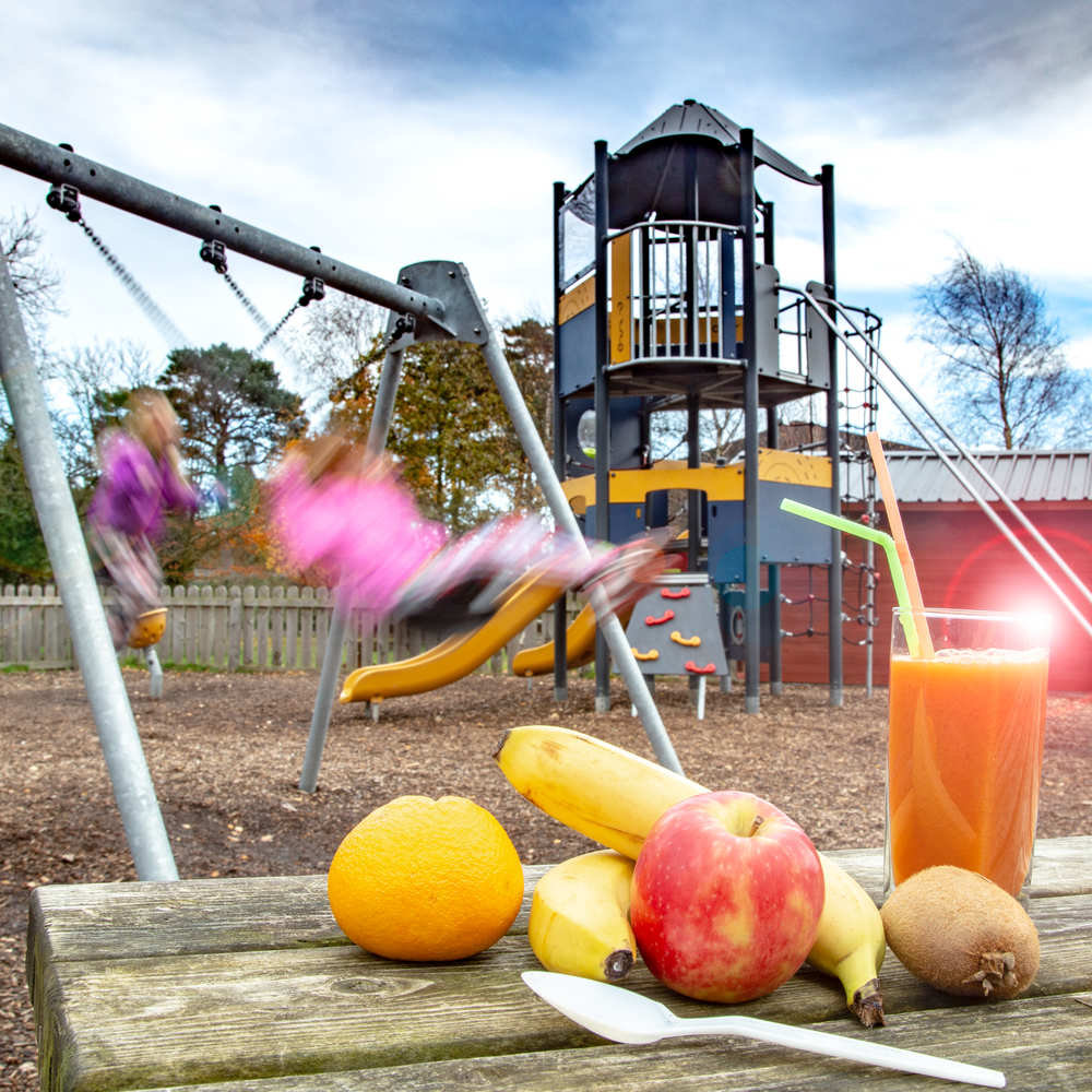 Children playing in playground. Andy Davis Celtic Photography